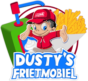 Frietmobiel Dusty | Frietkraam / frietwagen